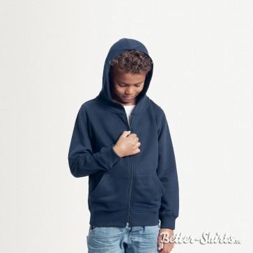 Neutral Kids Zip Hoodie