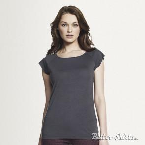 Continental Bamboo Raglan Bio T-Shirt Damen