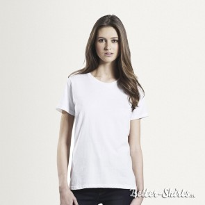 Earth Positive Bio T-Shirt Damen - 100% Bio-Baumwolle