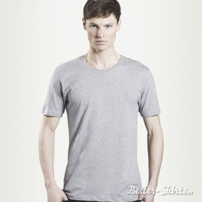Earth Positive Mens Organic Slim-Fit Bio T-Shirt