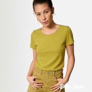 Stanley Stella Expresser Damen Heather Bio T-Shirt - Hochwertige Heather Farbtöne