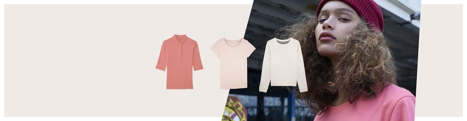 Bio T-Shirts für Damen