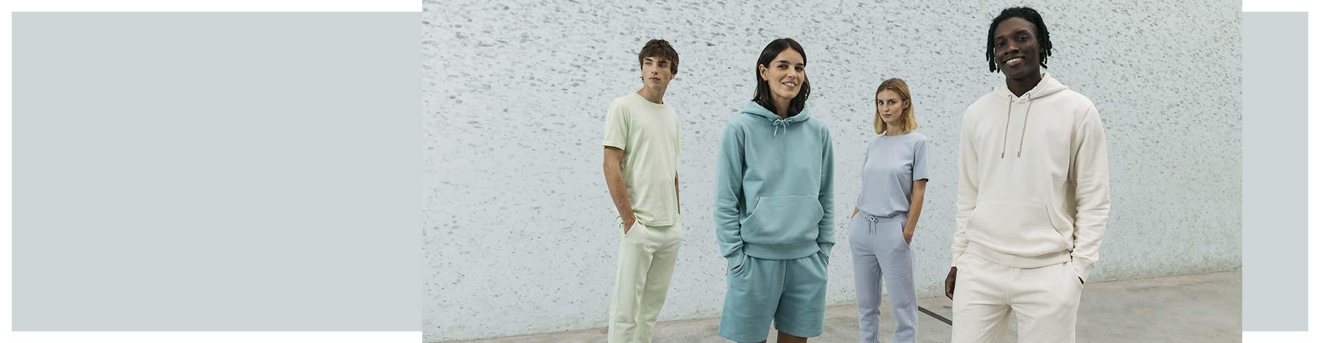 Bio Sweatshirts Total Look